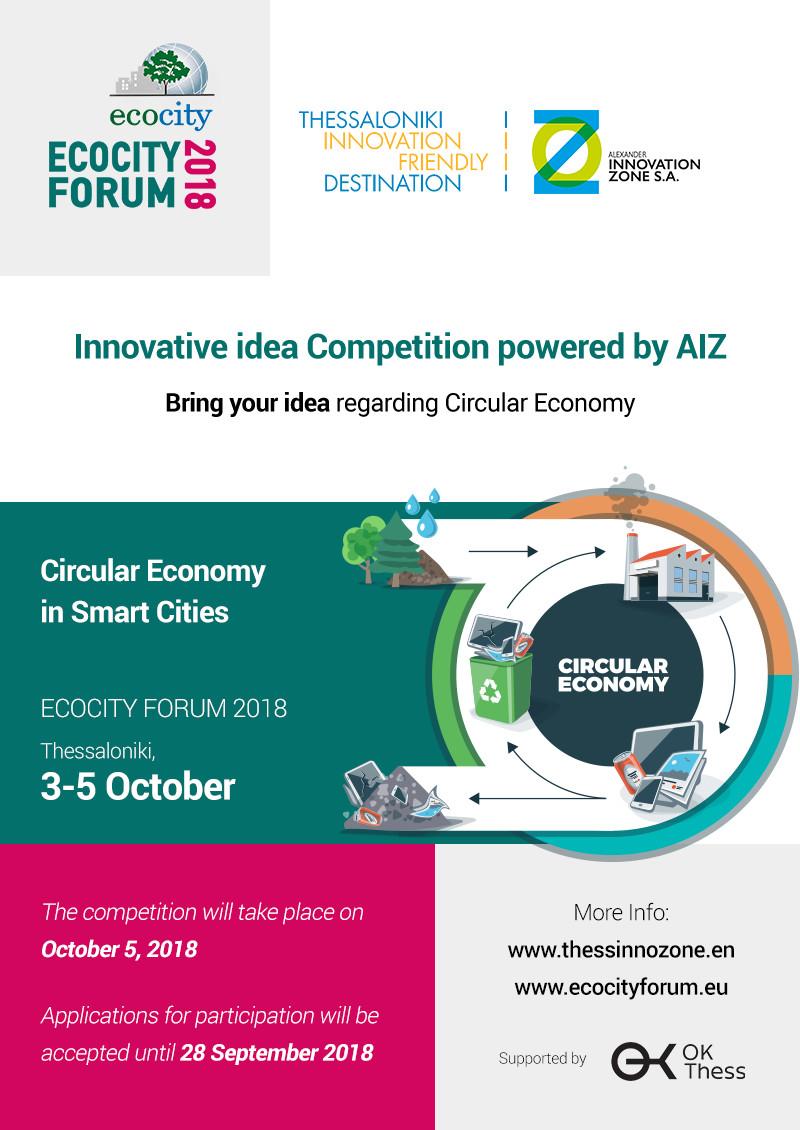 Do you have a business idea on Circular Economy?