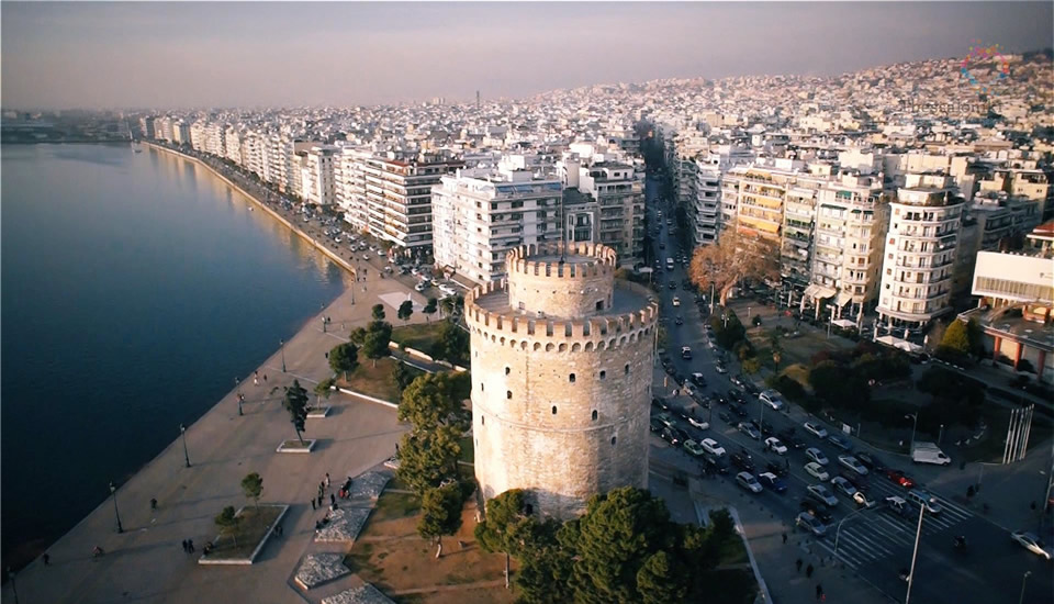 THE COLOSSUS OF THE AIRLINE INDUSTRY THAT IS INVESTING IN  THESSALONIKI